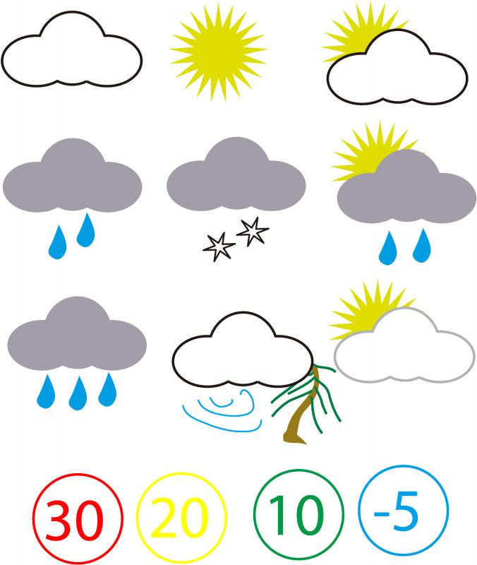 Weather-symbols
