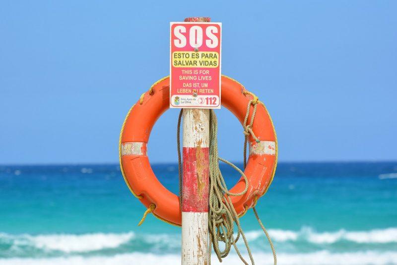 emergencia náutica