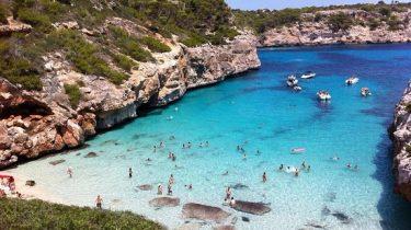 playas de las islas baleares