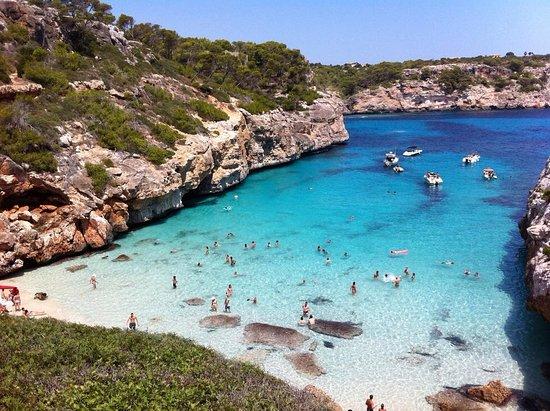 Las cinco mejores playas de las islas baleares blog - Islas de baleares ...