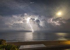 Las grandes tormentas