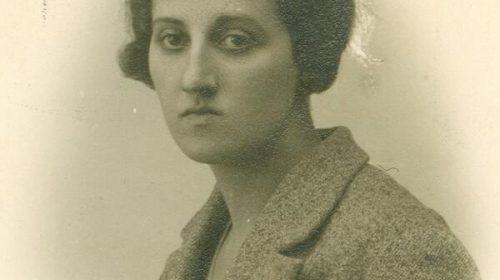Felisa Martín Bravo (1898-1979), física y meteoróloga.
