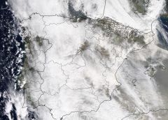 Lluvias de barro y cielo opaco: cuando el polvo nubla la vista